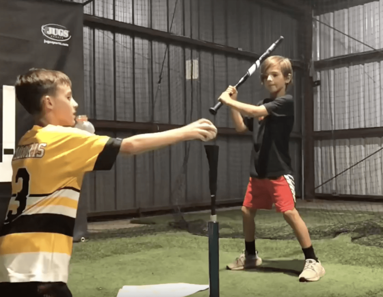 Great baseball drill