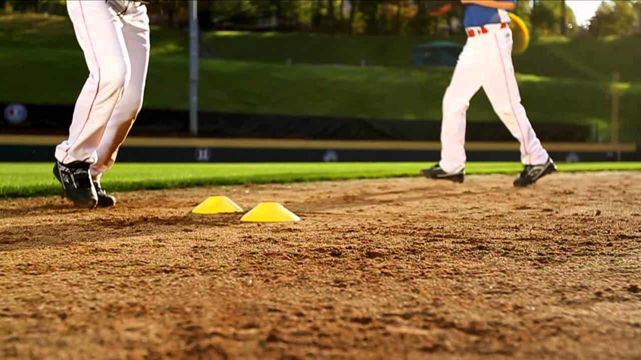 cone drill for baseball