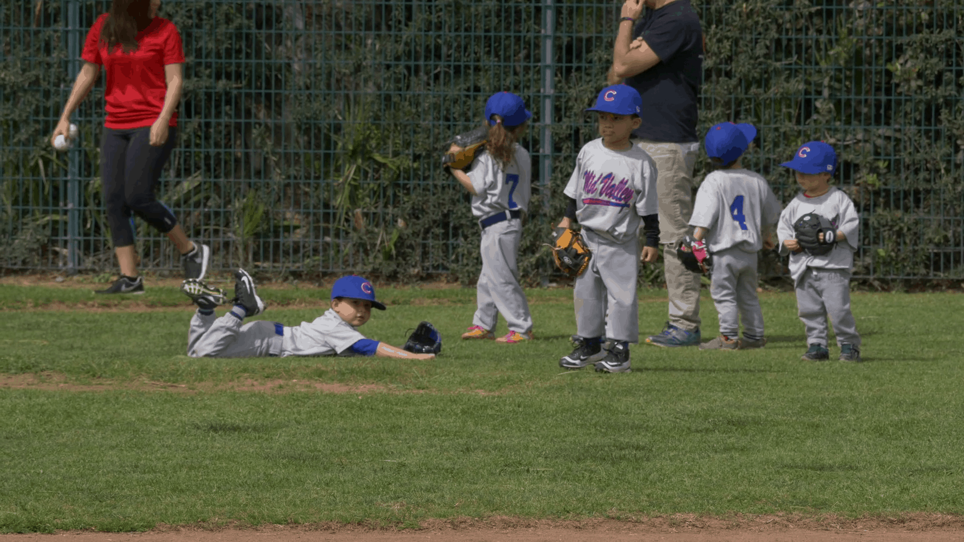 baseball drills for 4 year olds