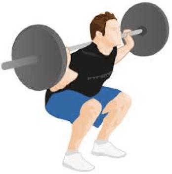 squats for baseball power
