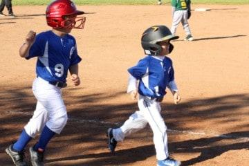 tee ball fielding drills