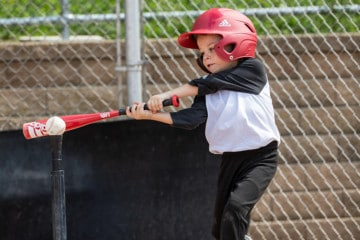 tee ball batting drills