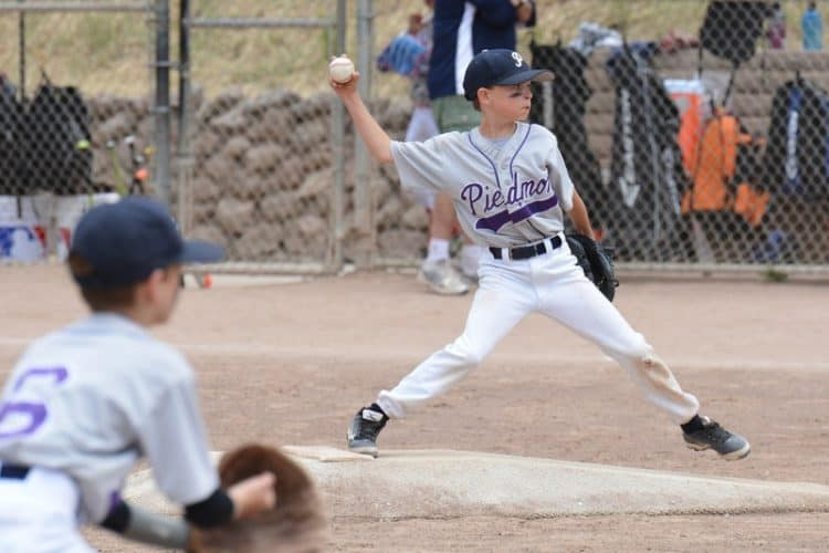 little league pitching rules