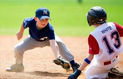 9 year old baseball