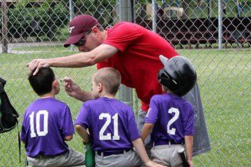 little league coach