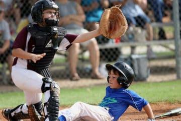 12 year old catcher glove size