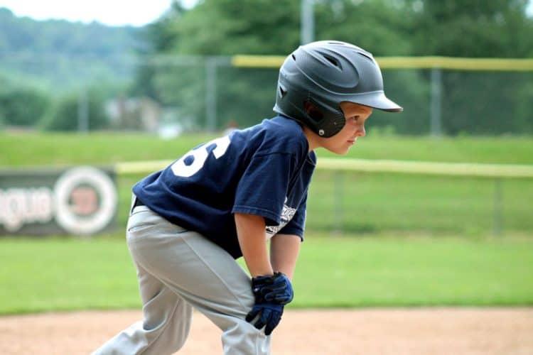little league base stealing
