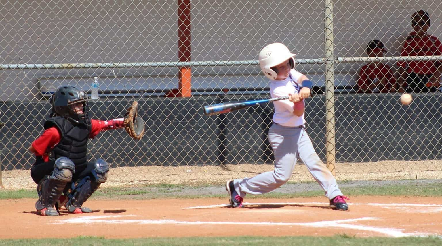 batter at the plate